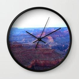 Grand Canyon #12 Wall Clock