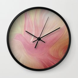 Resurrection Dove Wall Clock