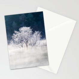 Iced Mists Stationery Cards