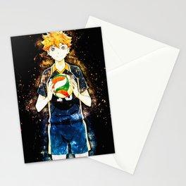 Haikyuu Anime Stationery Cards