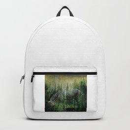 Flowing Stripes Backpack