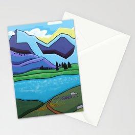 Ptarmingan Lake Stationery Cards