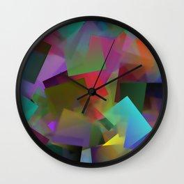 Mardi gras ... Wall Clock