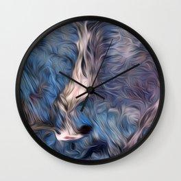 Dreams #2 Wall Clock