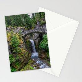 Christine Falls - Mount Rainier NP Stationery Cards