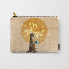 Otter Doing Science Tasche