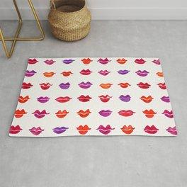 Kiss Collection – Fuchsia Palette Rug
