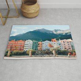 Crayola Houses | Innsbruck, Austria Rug