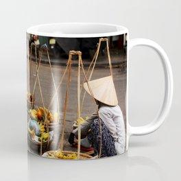 Fruit Sellers Coffee Mug