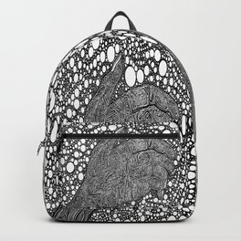 Grasping for Pearls Backpack