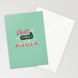 DFTBA Stationery Cards