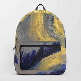 Eye of the vortex Backpack