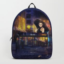 Deadly Pleasures Cover Backpack