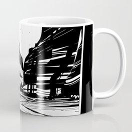 PHAZED landscape sketch Coffee Mug