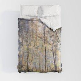Hendrik Willem Mesdag - Riverbank - Digital Remastered Edition Comforters