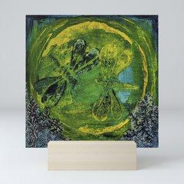 Dragonfly Dance #5 Mini Art Print