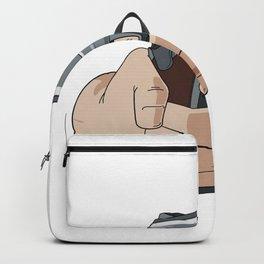 hand gun  Backpack