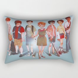 The Losers Club Rectangular Pillow
