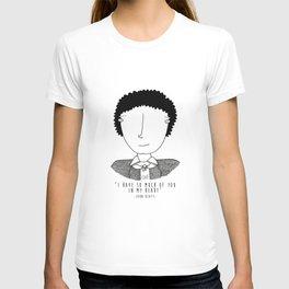 Literary Love: John Keats T-shirt
