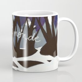 L'Orée du Monde - Edge of the World Coffee Mug