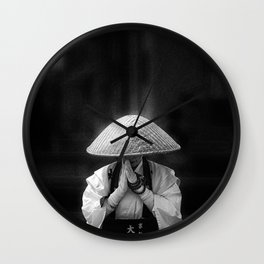 the Prayer Wall Clock