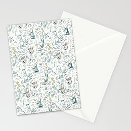 Little Eucalyptus Stationery Cards