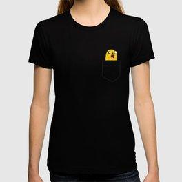 Jake the yellow dog T-shirt