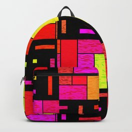 Squares and rectangles Backpack