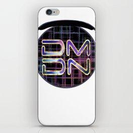 Dark Matter Digital Network iPhone Skin