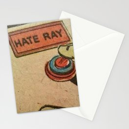 Hate Ray Stationery Cards