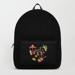 Mens Cinco De Mayo 5 De Mayo Fiesta Women Gifts Backpack