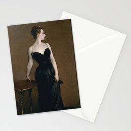 Madame X by John Singer Sargent Stationery Cards