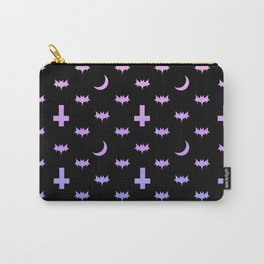 Pastel Goth Pattern (2) Carry-All Pouch