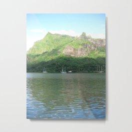 Cook's Bay, Moorea Metal Print