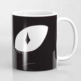 Eyes In The Dark Coffee Mug