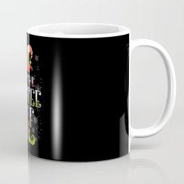Coffee Elf Christmas Coffee Mug