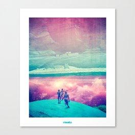 Jump! Canvas Print