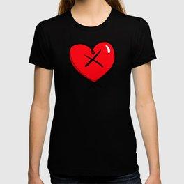 EdgyHart T-shirt