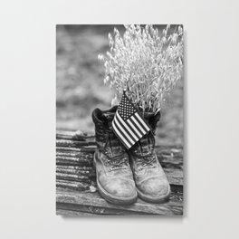 American Farming 5 Metal Print