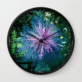 Purple!! / Violet!! Wall Clock