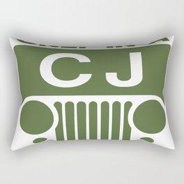 On-Cj Rectangular Pillow