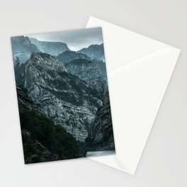 Mountains of Bosnia Stationery Cards