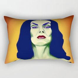 Vampira Rectangular Pillow