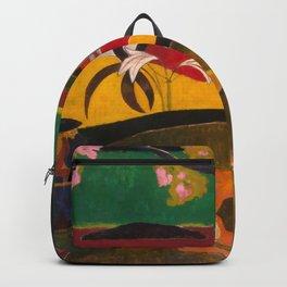 """Paul Gauguin """"Pastorales Tahitiennes"""" Backpack"""