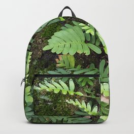 Moss and Fern Backpack