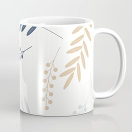 Leaves and flowers: Spring Coffee Mug