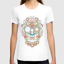 00 - STEAMPUNK SKULL T-shirt