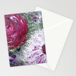 Peony beauty Stationery Cards