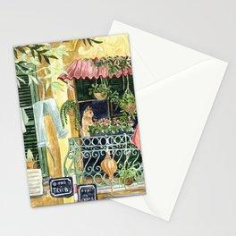 Hanoi Balcony Stationery Cards
