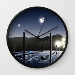 You Wanted To Speak To Me? Wall Clock